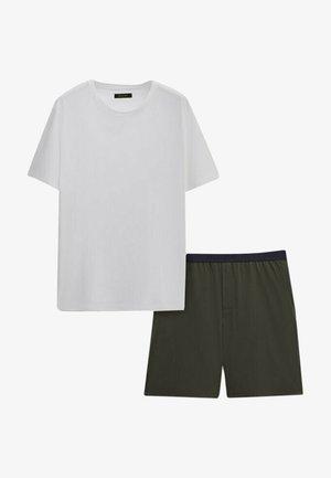 Pyjamas - khaki