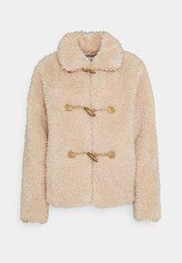 Glamorous - DUFFLE COAT - Winter jacket - beige - 0