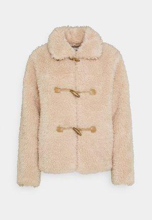 DUFFLE COAT - Zimní bunda - beige