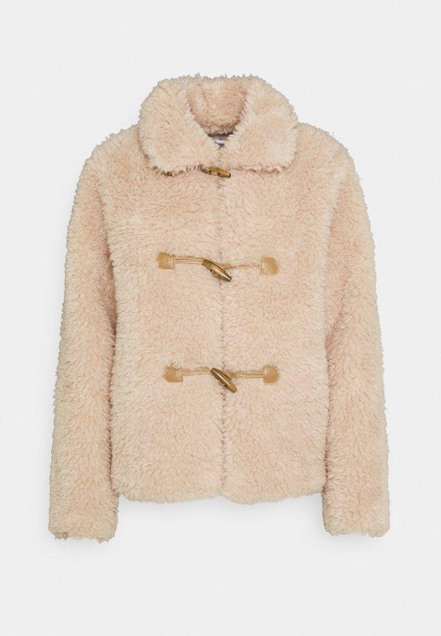 DUFFLE COAT - Winterjas - beige