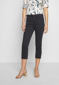 Esprit - CAPRI - Jeans slim fit - navy - 0