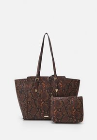 ALDO - SMOOTH - Tote bag - brown - 3