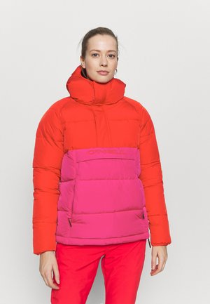 O'RIGINALS JACKET - Snowboard jacket - fiery red