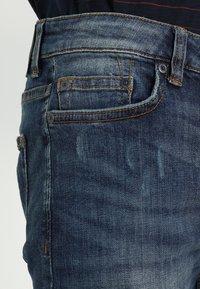 Only & Sons - ONSLOOM BREAKS - Džíny Slim Fit - medium blue denim - 3