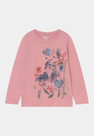 MIDTIER GRAPHIC TEE - Long sleeved top - light pink