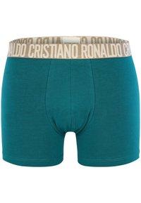 Cristiano Ronaldo CR7 - 6 PACK TRUNKS - Pants - violet/vurquoise/white - 4