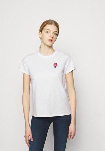 MINI 3D IKONIK  - T-Shirt print - white