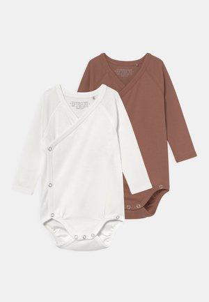 Body - white/brown