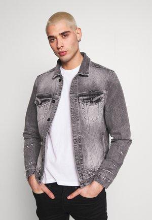 BRAMHAM JACKET - Denim jacket - washed black