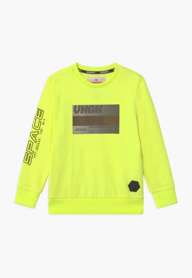 NEMOK - Sweatshirt - flash yellow