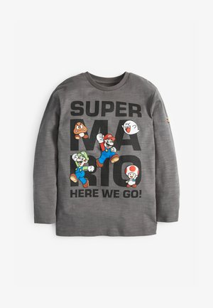 MARIO  - Long sleeved top - grey