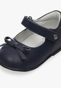 Naturino - NATURINO BALLET - Ankle strap ballet pumps - blue - 5
