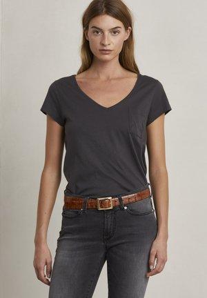 T-shirts basic - cool cat dark grey