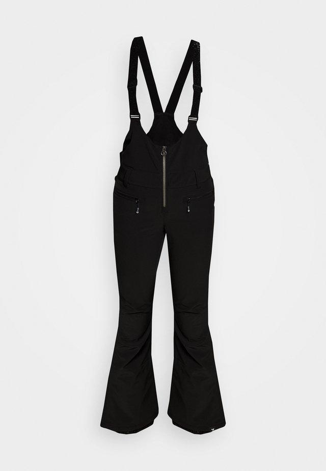 SUMMIT BIB - Snow pants - true black