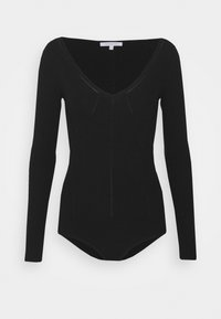 MAGLIA - Long sleeved top - nero