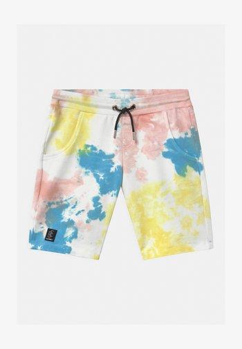 BOYS - Shorts - yellow/blue