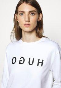 HUGO - Sweatshirt - white - 5