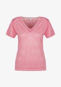 Rosa & Me - Print T-shirt - pink lemon - 6