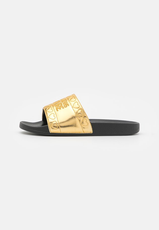 Muiltjes - gold