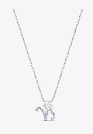 CAPRICORN - Necklace - white