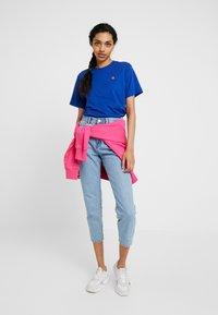 Fila Tall - NOVA TEE - Basic T-shirt - sodalite blue - 1