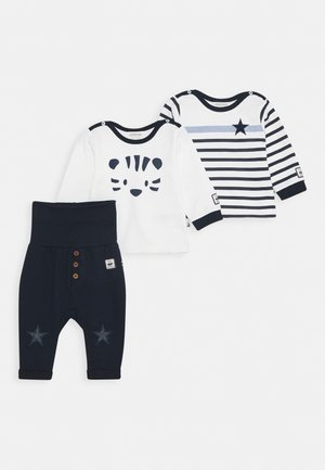 SPACE JOURNEY SET 2 PACK - Broek - dark blue