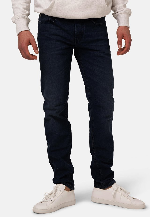 Straight leg jeans - true indigo
