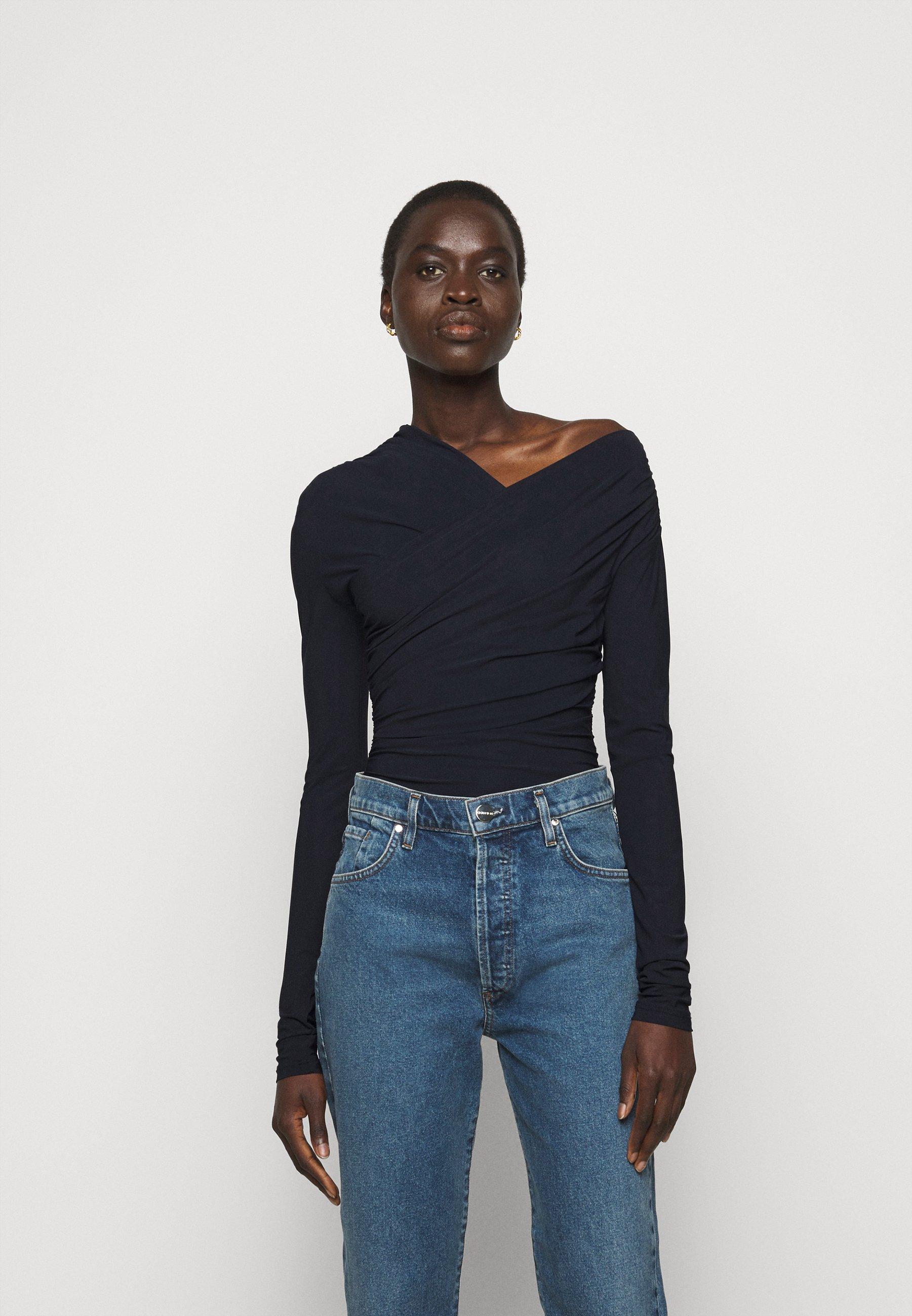 Women THE FONTEYN BODYSUIT - Long sleeved top