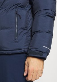Columbia - ICELINE RIDGE JACKET - Kurtka narciarska - collegiate navy/mountain red/white - 6