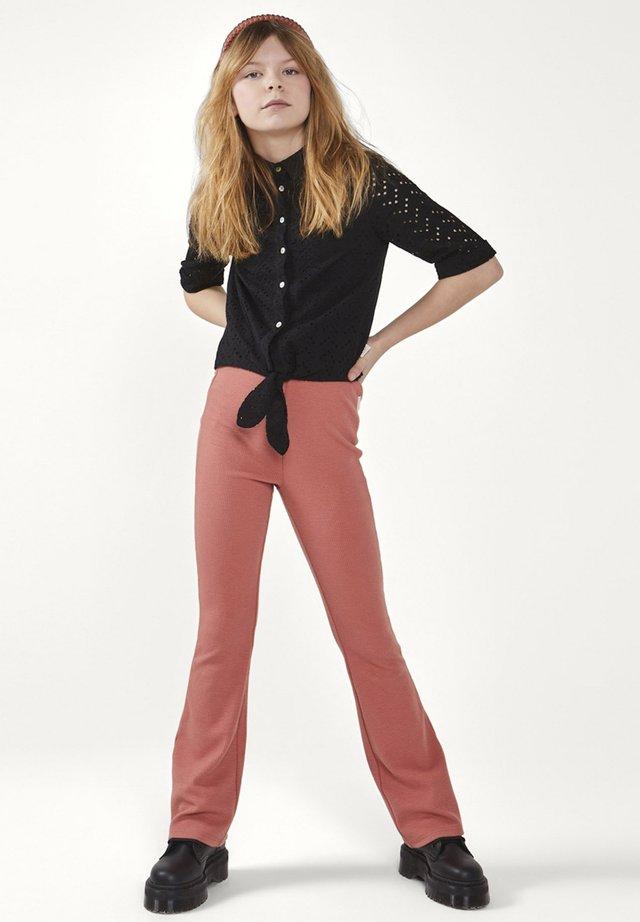 CRAIG - Trousers - rood