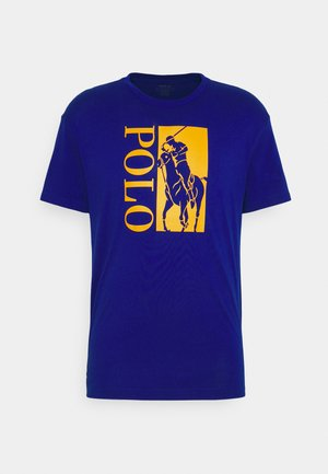 T-shirt con stampa - heritage royal