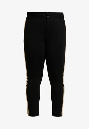 KIA 7/8 PANTS - Trousers - black deep