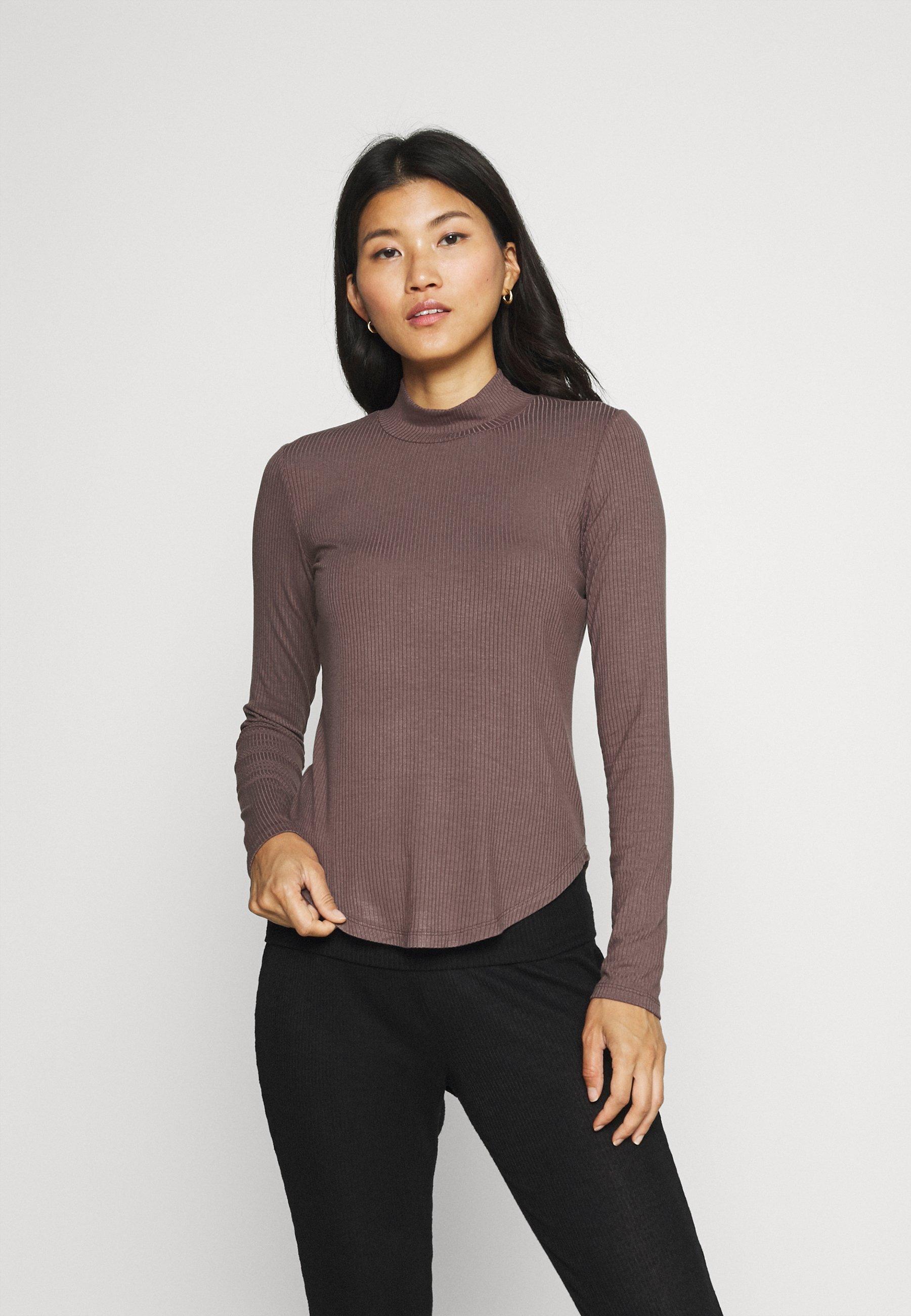 Women CLIMATE CONTROL TURTLE NECK - Pyjama top