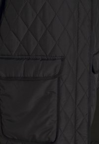 Noa Noa - QUILTED AUTUMN - Down coat - black - 2