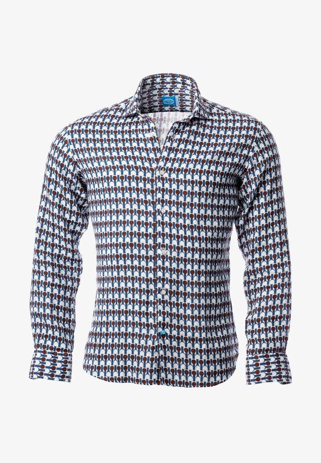 TULUM - Shirt - blue