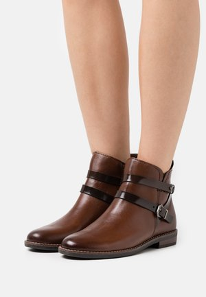 Classic ankle boots - muscat