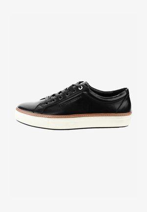 NERVI - Sneakers basse - black