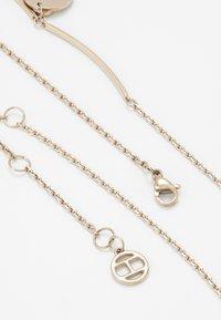 Tommy Hilfiger - DRESSED UP - Necklace - rose-gold - 3