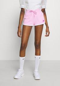 Nike Sportswear - Tracksuit bottoms - pink - 0