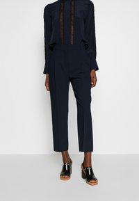 See by Chloé - Pantalon classique - ink navy - 0