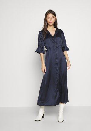 YASAYA MIDI DRESS - Blousejurk - navy