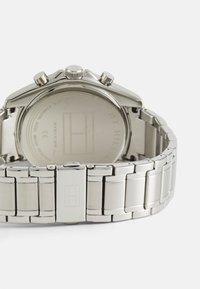 Tommy Hilfiger - PARKER - Watch - silver-coloured/black - 1