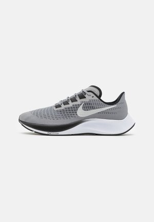 AIR ZOOM PEGASUS 37 - Neutral running shoes - particle grey/metallic silver/grey fog/white/black/game royal