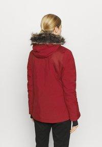 O'Neill - HALITE JACKET - Snowboard jacket - rio red - 2