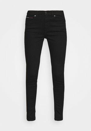 NORA MR SKINNY - Jeans Skinny - denim