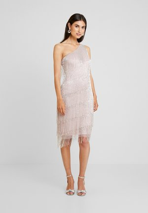 BEADED FRINGE DRESS - Occasion wear - cameo