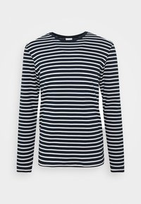 Jack & Jones - JCOMARLO CREW - Long sleeved top - sky captain - 3