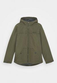 Quiksilver - WAITING PERIOD YOUTH - Winter jacket - kalamata - 0