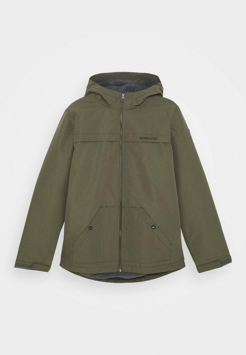 Quiksilver - WAITING PERIOD YOUTH - Winter jacket - kalamata