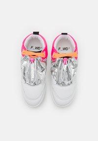 F_WD - Vysoké tenisky - pink - 4